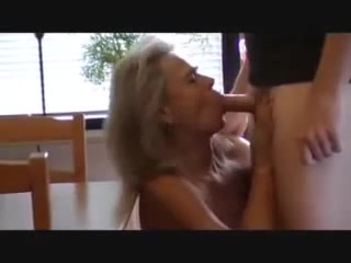 Horny Granny Acquires Laid By Plumbers Pipe