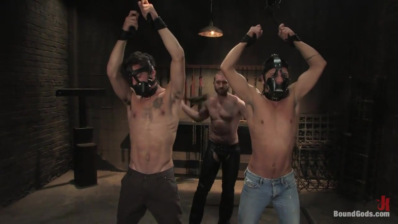 BoundGods : Mr Paine and His Boys