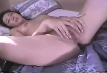 Shaved Asian MILF