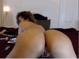 WCG: Slow Ebony ASS with Slow Jamz