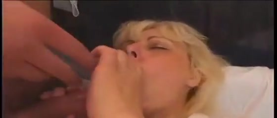 Horny Granny Gets Banged Hard By Ryan At Home