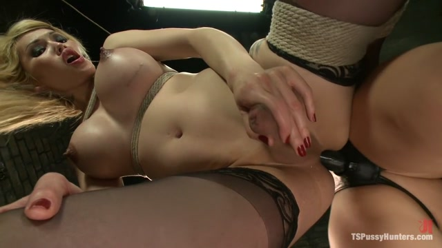 A different Hunt:Lorelei Lee binds Eva Lin in Sexy Inescapable Bondage