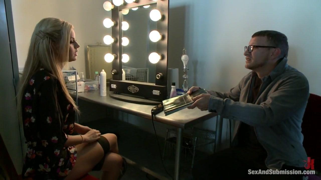 The Model Jessie Rogers gets taken by her biggest fan