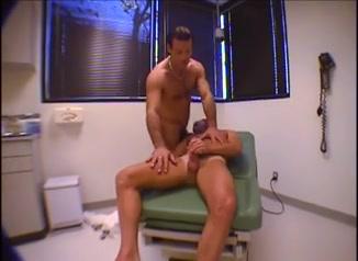 Horny Hung Gay Doctor