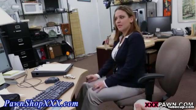Blonde amateur tits groped