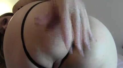 Mature ass play