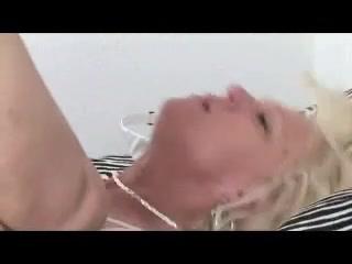 Blond Mature XXX