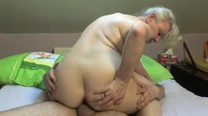 A Horny Granny