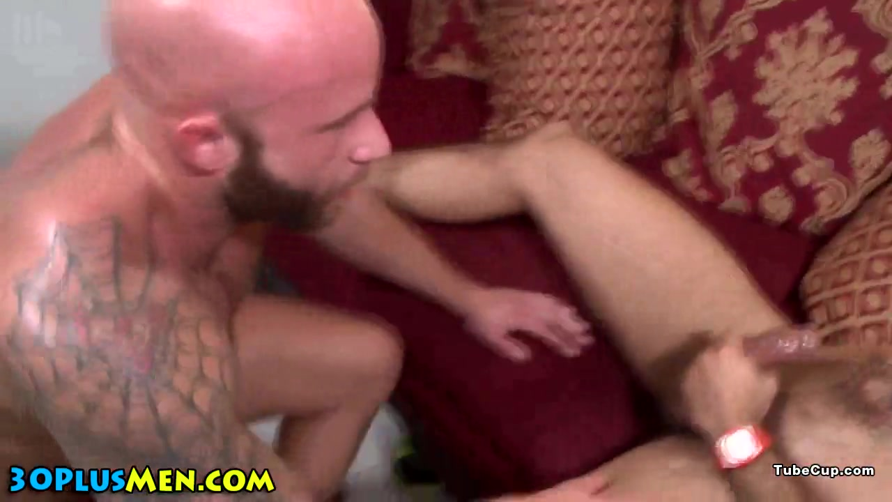 Cum shooting bear sex