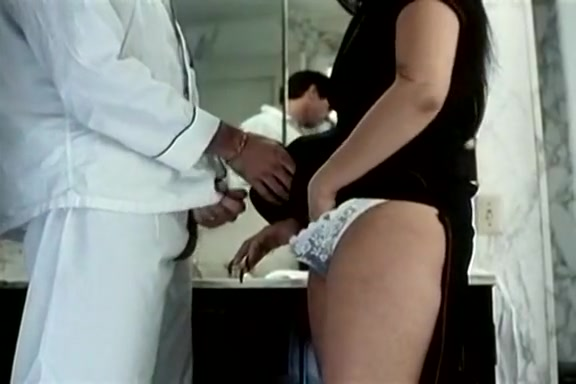 Mai Lin, Eric Edwards in vintage porn star Mai Lin plays obedient maid