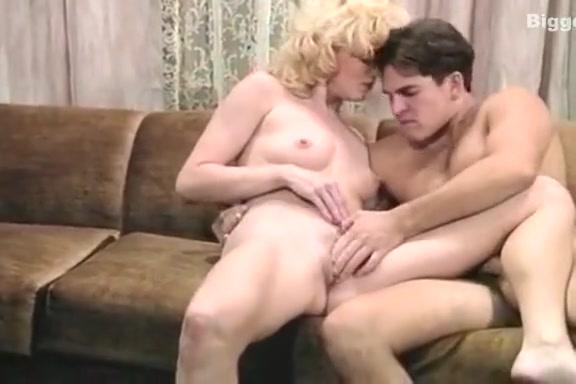 Melanie Moore, T.T. Boy in skinny blonde fucks a producer of classic sex film