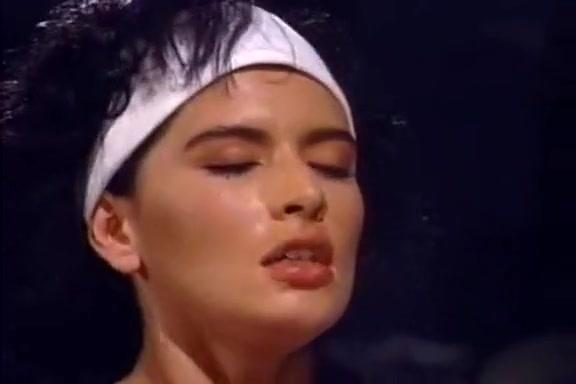 Raven, Buck Adams in hot couple fucking in classic retro porn film