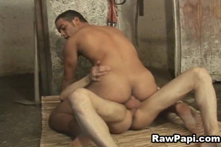 Gay Latin Cowboy Kinky Bareback Sex