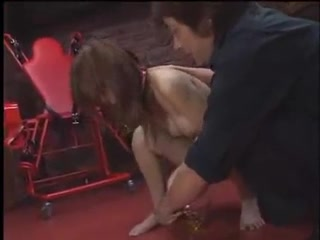 Japanese video 352 BDSM Torture in the Alpha Inn