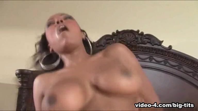 Ebony star Lacey Deville fucked doggiestyle