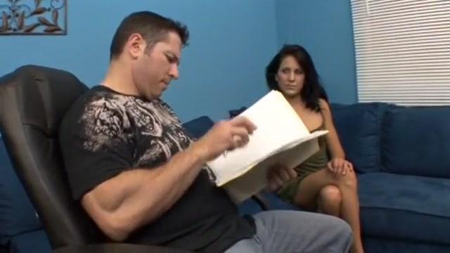 Fabulous pornstar Lina Paige in hottest college, brunette adult movie