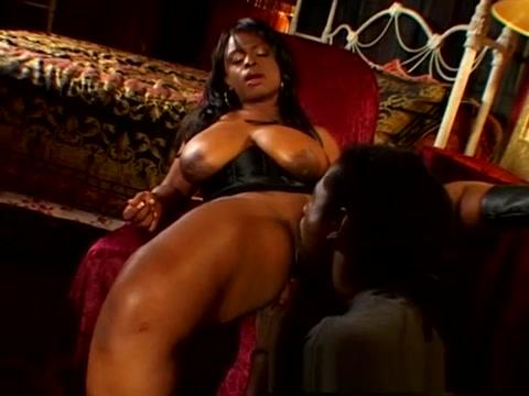 Exotic pornstar Lola Lane in crazy black and ebony, facial xxx scene