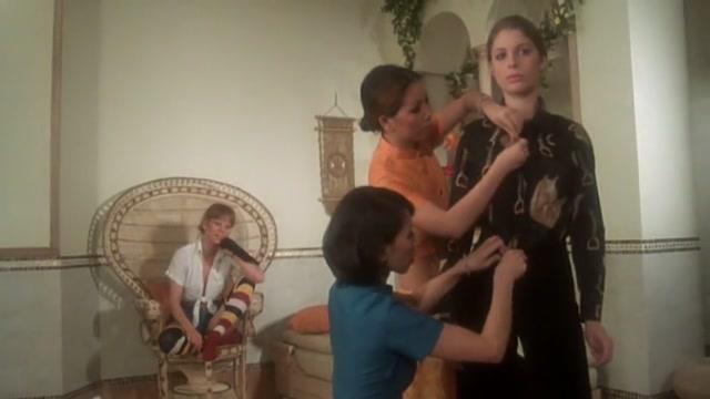 Eva Garden, Olivia Pascal & Uschi Zech – Vanessa (1977)